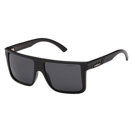 f575faa91 Óculos De Sol Garnet Masculino Preto Brilho Colcci - Óculos de Sol ...