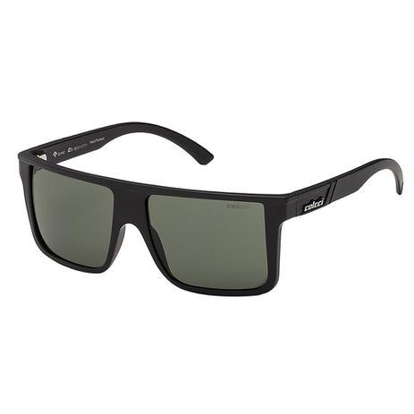 9588c7d232322 Óculos De Sol Garnet Preto Fosco Lente Verde Colcci - Óculos de Sol ...