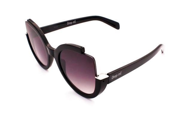 44b37f14c Óculos de Sol Gatinho Drop mE ADRIANA Cut Degradê - Drop me acessorios