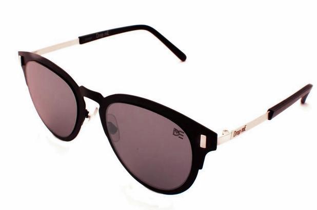 Óculos de Sol Gatinho Drop mE Feminino Flat Cromado - Drop me acessorios 9d67a0f087