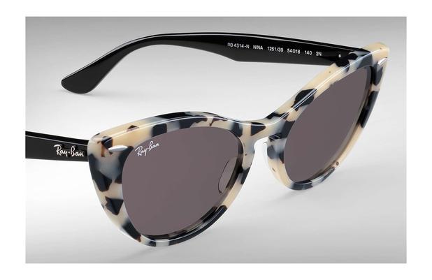 0c32dcbe8 Óculos De Sol Gatinho Ray Ban Rb 4314 Nina 1251/39 - - - Magazine Luiza