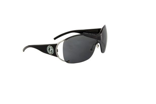 ca3886951 Óculos de Sol Giorgio Armani 100 Proteção U.V. Melani Preto - Óculos ...