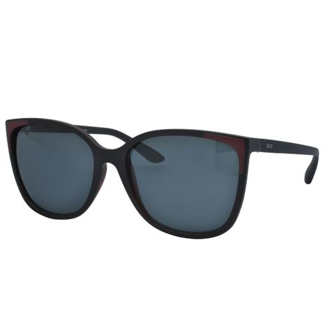 ec2c3de71ed43 Óculos de Sol Grazi Feminino GZ4032 G103 - Acetato Preto e Lente Cinza -  Grazi massafera