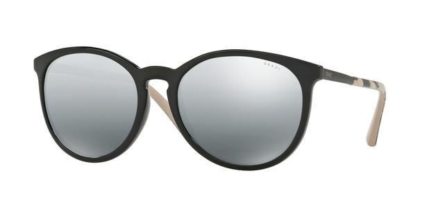 7aa5ba54b Óculos de Sol Grazi Massafera GZ4016 E421 Preto Com Cristais Da SWAROVSKI Lente  Espelhada Prata Tam 56
