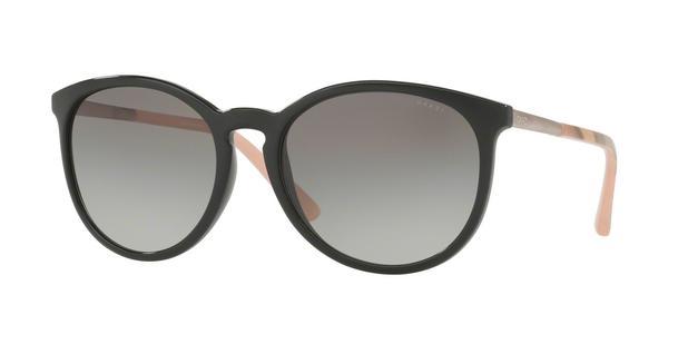 Óculos de Sol Grazi Massafera GZ4016 E423 Preto Com Cristais Da SWAROVSKI Lente  Marrom Degradê Tam 56 03a806141b