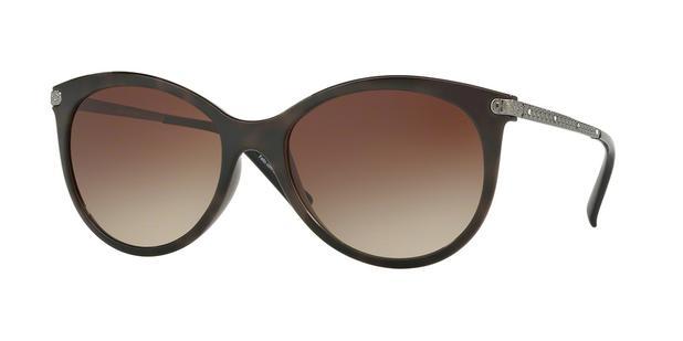 9ca61246c63ca Óculos de Sol Grazi Massafera GZ4018B E432 Tartaruga Com Cristais Da SWAROVSKI  Lente Marrom Degradê Tam 57