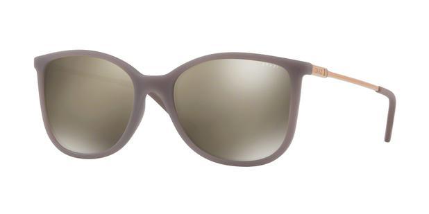 489005650 Menor preço em Óculos de Sol Grazi Massafera GZ4020 E826 Cinza Lente  Espelhada Ouro Tam 55