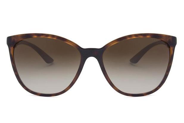 fc22a4b86 Menor preço em Óculos de Sol Grazi Massafera GZ4026 F723/56 Havana Escuro  Brilhante