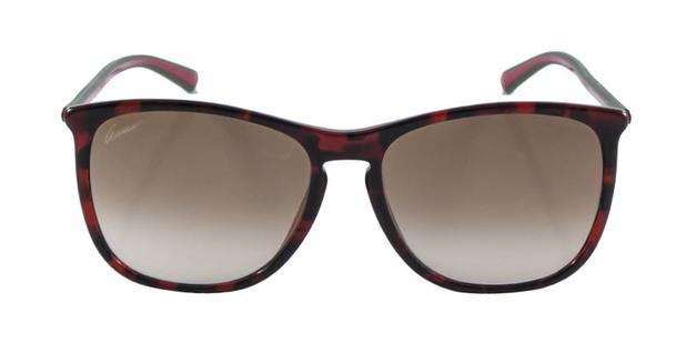33ab0a3f7 Óculos de Sol Gucci GG3767 Tartaruga Vermelho - - - Magazine Luiza