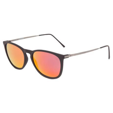5ba8be784 Óculos de Sol HB Tanami Matte Black Red Chrome   Menor preço com cupom