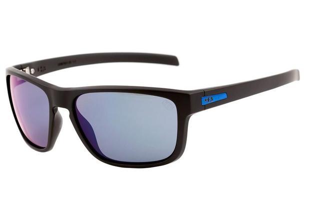 5679a8be3 Óculos de Sol HB Thruster Matte Black / D. Blue Blue Chrome - Óculos ...