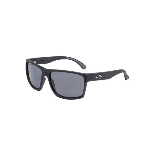 Óculos De Sol Infantil Carmel Nxt Preto Fosco Lente Básica Cinza Mormaii df6740d055