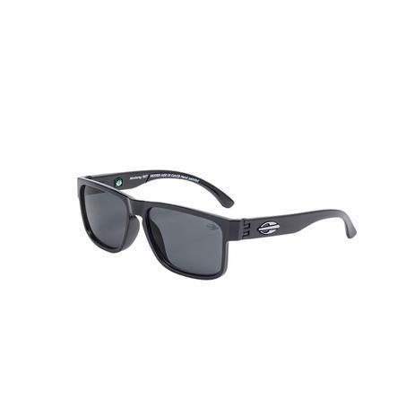 Óculos De Sol Infantil Monterey Preto Fosco Lente Básica Mormaii ... 298a94dda8