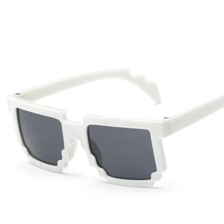 2d27d6702 Oculos De Sol Infantil Uv 400 Mine craft Com Estojo Diversão - Lantiger