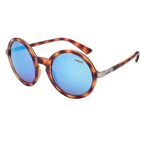 9d15fd2caa66f Óculos De Sol Janis Proteção UV Lente Azul Espelhada Colcci - Óculos ...