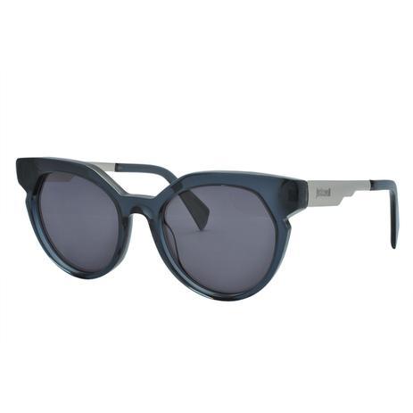 174bc26e1f94a Óculos de Sol Just Cavalli Feminino JC872S 20A - Acetato Preto ...