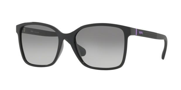 Óculos de Sol Kipling KP4051 F307 Preto Lente Cinza Degradê Tam 55 ... 8f3a7366a4