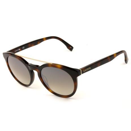 06b9e1f37ecb8 Óculos De Sol Lacoste L821S 214 - Óculos de Sol - Magazine Luiza