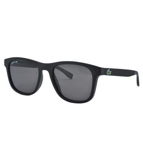 9b25b5c4df5b2 Óculos de Sol Lacoste Masculino L884S 001 - Acetato Preto Fosco ...