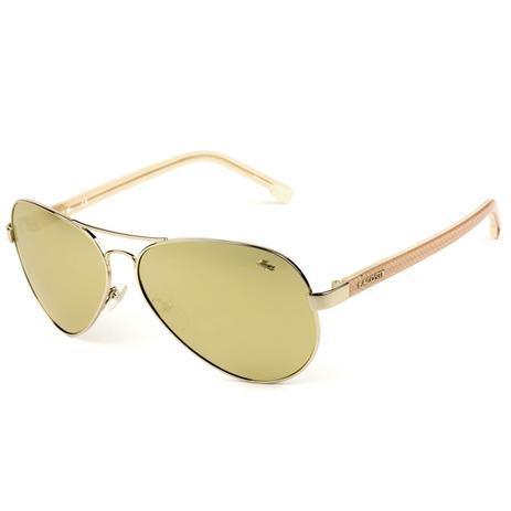 708ccbd19ad73 Óculos De Sol Lacoste Unissex L163S 714 - Óculos de Sol - Magazine Luiza