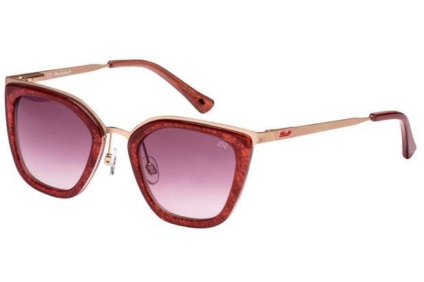 d688ab04eb0f1 Óculos de Sol Lilica Ripilica SLR111 C05 46 Bordô - Óculos de Sol ...