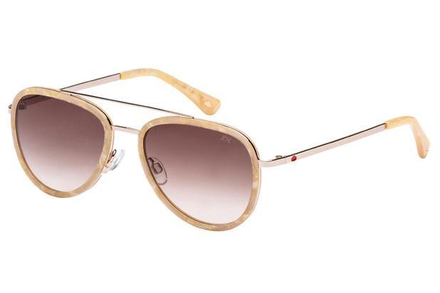 0c34240c380b3 Óculos de Sol Lilica Ripilica SLR113 C03 50 Pérola - Óculos de Sol ...