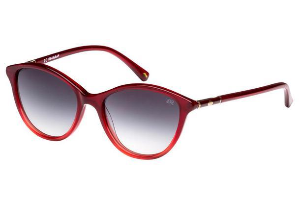 cf21960057848 Óculos de Sol Lilica Ripilica SLR123 C02 47 Vermelho - Óculos de Sol ...