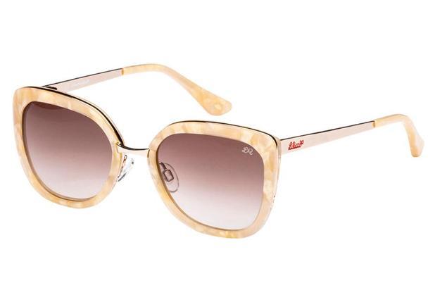 Óculos de Sol Lilica Ripilica SLR124 C03 48 Tartaruga Bege - Óculos ... d046fcef5d
