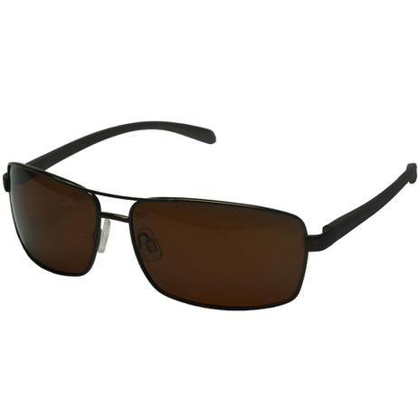 Óculos De Sol Marrom Social Esporte Polarizado Homem 711 - Izaker ... 5c89802a62