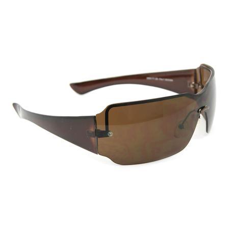 c2140a7501423 Óculos de Sol Marrom Unisex - Bijoulux - Óculos de sol feminino ...