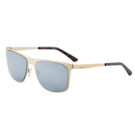 be8f03bf1c025 Óculos de Sol Masculino Jaguar - 7564 5000 - Dourado - Óculos de Sol ...