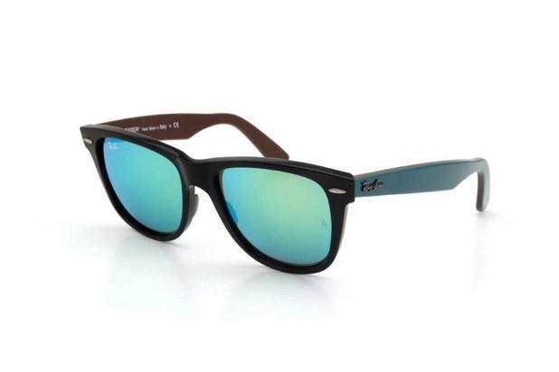 07e8e04bc Óculos de Sol Masculino Ray Ban Acetado Proteção UV Preto - Ray-ban ...