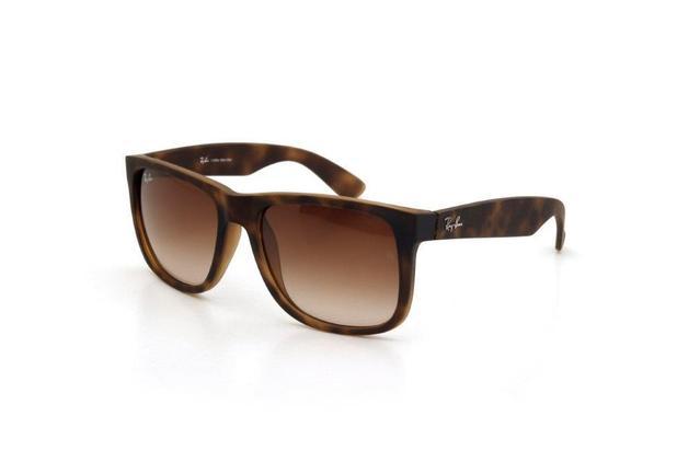 283fd1b0e812c Óculos de Sol Masculino Ray Ban Proteção UV Degradê Marrom - Ray-ban ...