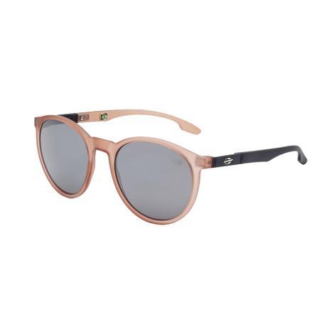 7c5bc5ab7 Óculos De Sol Maui Cinza E Nude M0035 Mormaii - Óculos de Sol ...