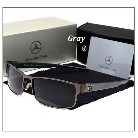 bbe38845d Óculos De Sol Mercedes-Benz Proteção UV400 Lentes Polarizadas ...