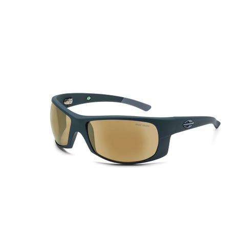 9b1928991 Óculos de sol Mormaii acqua verde escuro emborrachado lente marrom fl  dourado VERDE-CINZA