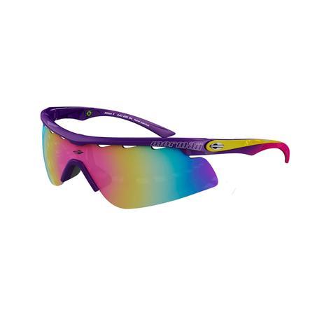 63a5712e0 Óculos de Sol Mormaii ATHLON 2 440 D49 94 Violeta Lente Espelhada Rosa  Laranja Amarelo Verde Azul Roxo Tam 134