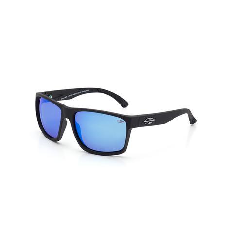 Óculos de Sol Mormaii CARMEL NXT M0060 A14 97 Preto Lente Espelhada Azul  Tam 50 fe72aaaf2c