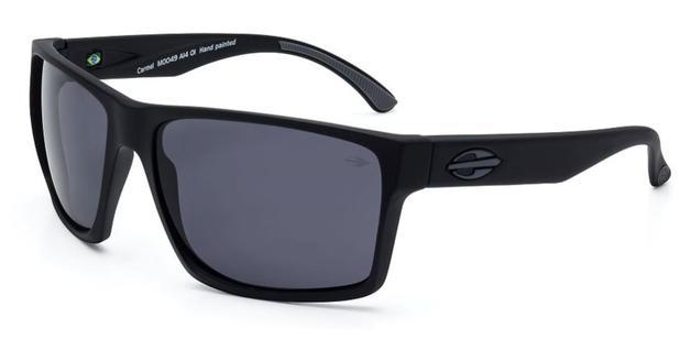 Óculos de sol mormaii carmel preto fosco lente cinza preto - Óculos ... 2fcde1c978