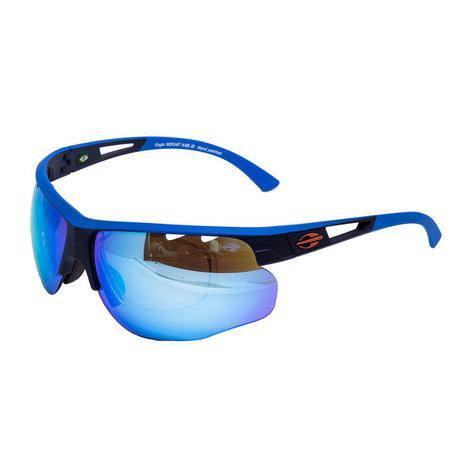 cfd50edfa5ac2 Óculos de Sol Mormaii Eagle com Clip On para Grau M0047K4512 - acetato azul  e preto