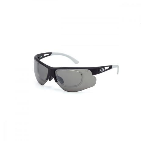 10f654e3596ee Oculos De Sol Mormaii Eagle Preto Fosco Com Branco Emborrachado L ...