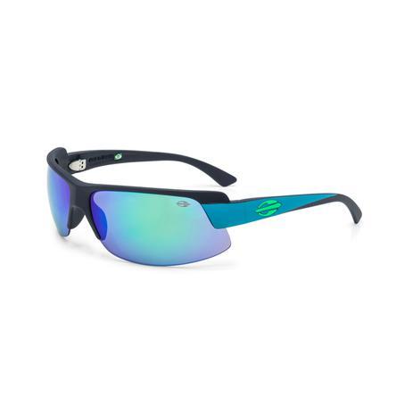 Óculos de Sol Mormaii GAMBOA AIR 3 441 K36 85 Azul Lente Espelhada Azul  Verde Roxo Tam 77,4 edcba1a079