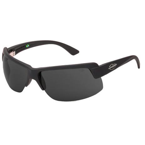 Oculos de sol mormaii gamboa air 3 preto fosco l cinza preto fosco ... fa00738aca