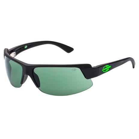 6bb052aa8ae73 Óculos de sol Mormaii Gamboa Air 3 preto fosco lente verde PRETO FOSCO