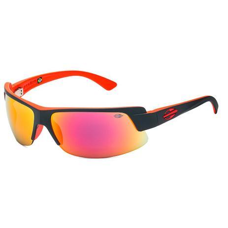 Óculos de sol Mormaii Gamboa Air 3 vermelho brilho l. cinza espelhada  VERMELHO 78bf552a3f