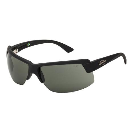 Óculos de sol Mormaii Gamboa Air III preto fosco lente verde PRETO FOSCO 1bf19f3698