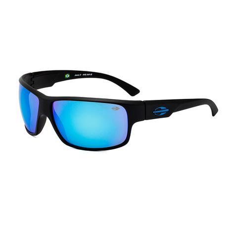 Óculos de Sol Mormaii Joaca II preto fosco lente azul PRETO FOSCO ... 96806c6d17