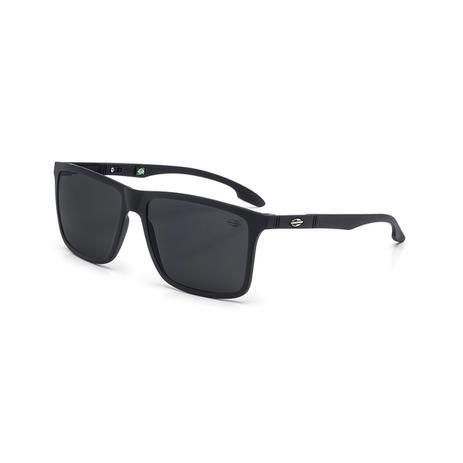 2a00a967e Óculos de Sol Mormaii KONA M0036 A14 01 Preto Lente Cinza Tam 54 ...