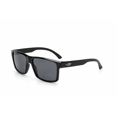 Óculos de Sol Mormaii LAGOS M0074 A02 03 Preto Lente Polarizada Cinza Tam 55 855596b202