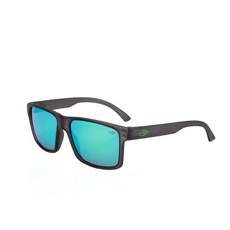 Óculos de Sol Mormaii Lagos Masculino M0074D5985 - Acetato Preto Fosco e  Lente Espelhada dd8bb834d4